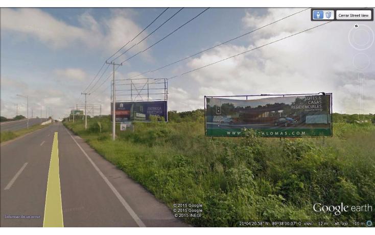 Foto de terreno comercial en venta en  , xcanatún, mérida, yucatán, 1134883 No. 06