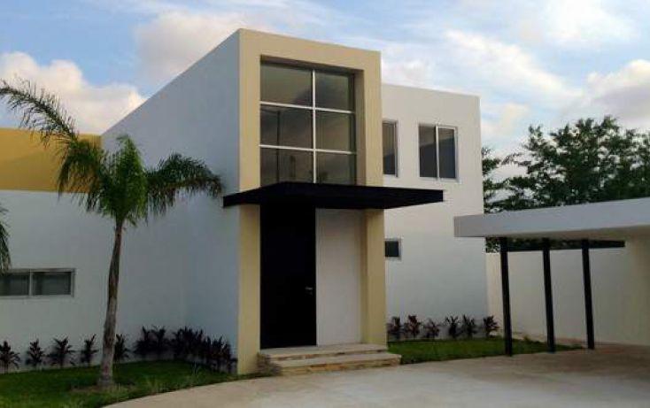 Foto de casa en condominio en venta en, xcanatún, mérida, yucatán, 1164105 no 01