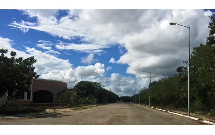 Foto de terreno habitacional en venta en  , xcanat?n, m?rida, yucat?n, 1174577 No. 04