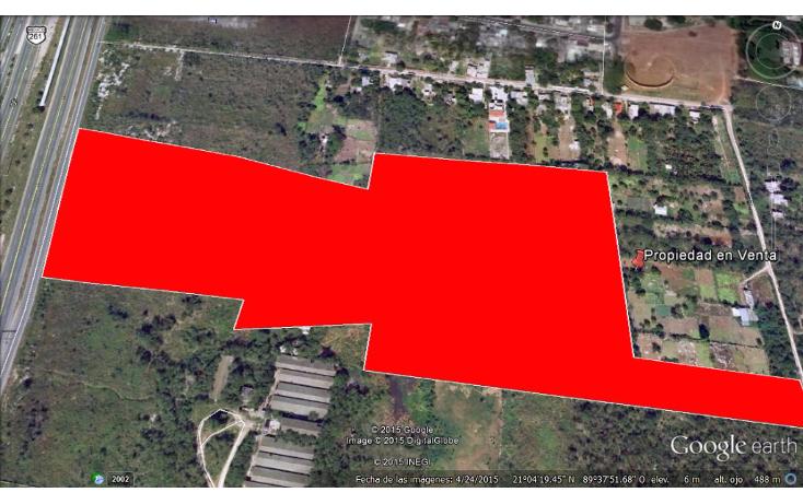 Foto de terreno comercial en renta en  , xcanat?n, m?rida, yucat?n, 1191019 No. 05