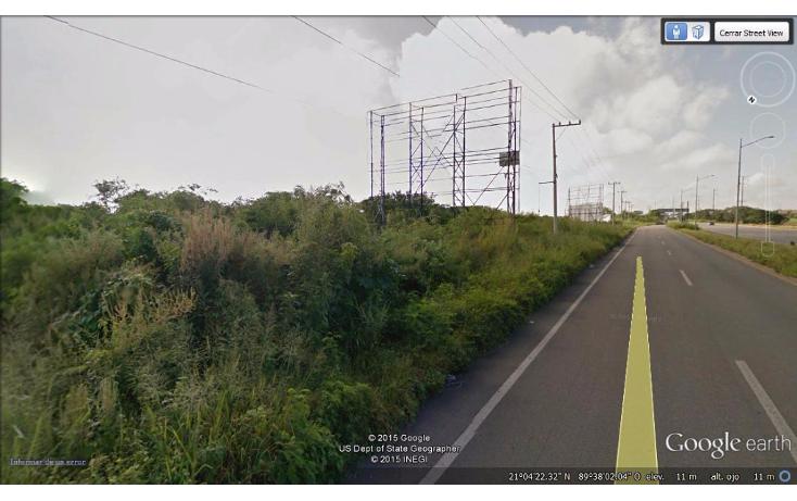 Foto de terreno comercial en renta en  , xcanat?n, m?rida, yucat?n, 1191019 No. 07