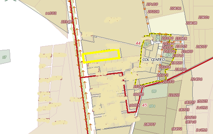 Foto de terreno comercial en venta en  , xcanatún, mérida, yucatán, 1251471 No. 02