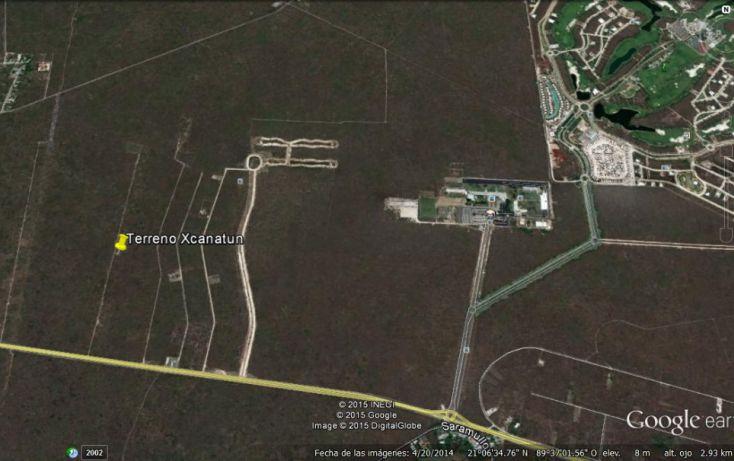 Foto de terreno habitacional en venta en, xcanatún, mérida, yucatán, 1303471 no 02