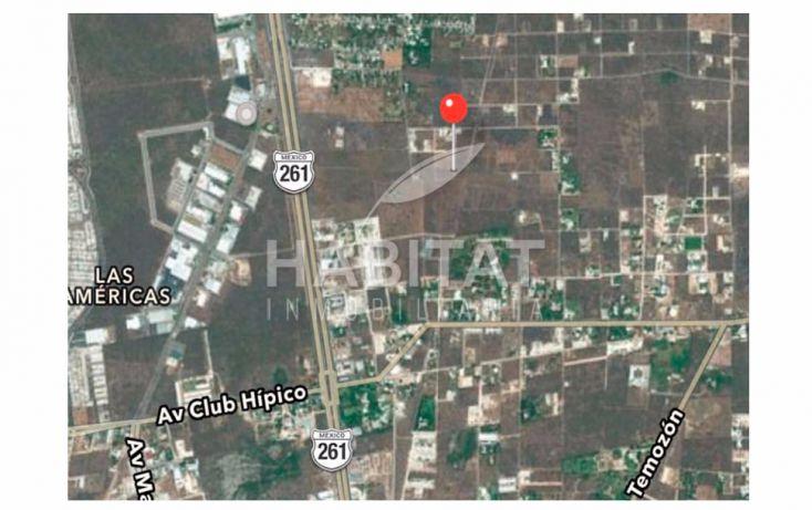 Foto de terreno habitacional en venta en, xcanatún, mérida, yucatán, 1469897 no 01