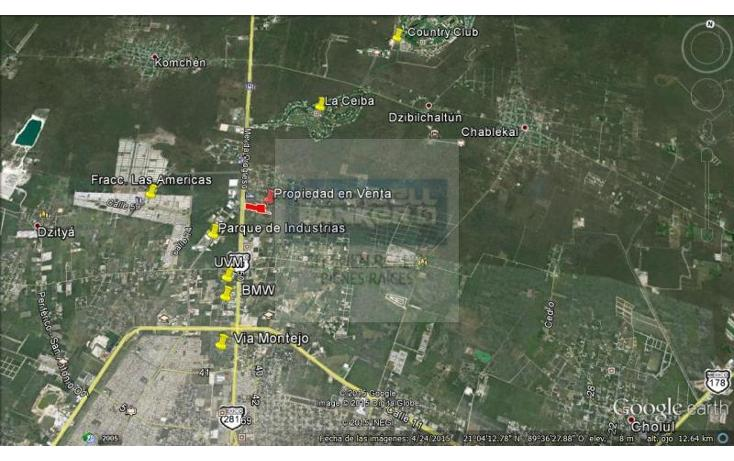 Foto de terreno habitacional en renta en  , xcanatún, mérida, yucatán, 1754636 No. 04