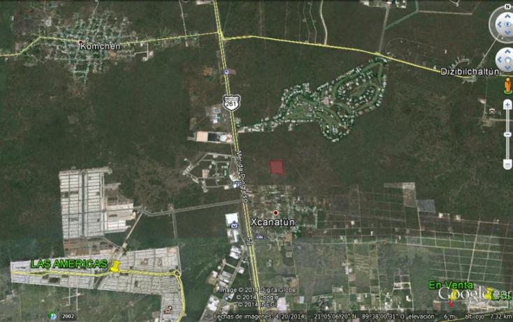Foto de terreno comercial en venta en, xcanatún, mérida, yucatán, 942965 no 01