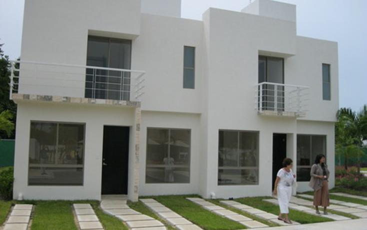 Foto de casa en venta en  , xcaret, solidaridad, quintana roo, 1098593 No. 01