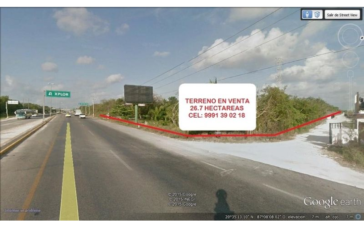 Foto de terreno comercial en venta en  , xcaret, solidaridad, quintana roo, 1693738 No. 04