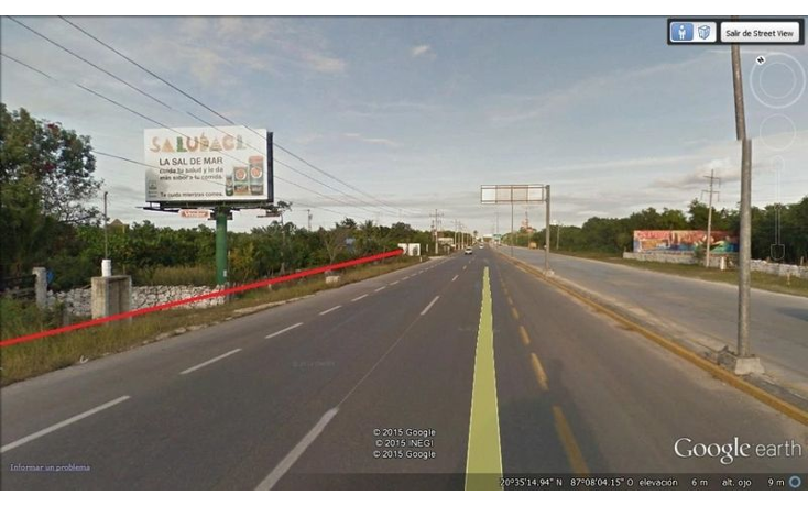 Foto de terreno comercial en venta en  , xcaret, solidaridad, quintana roo, 1693738 No. 05