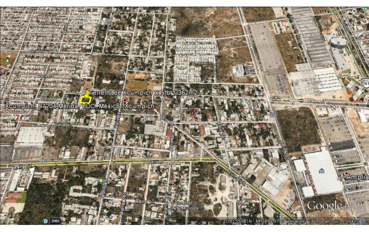 Foto de terreno habitacional en venta en  , xcumpich, mérida, yucatán, 1280445 No. 01