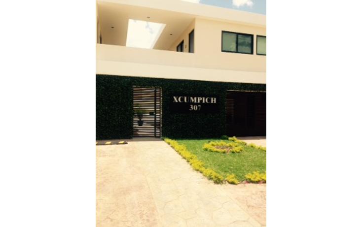 Foto de departamento en renta en  , xcumpich, mérida, yucatán, 2036996 No. 01