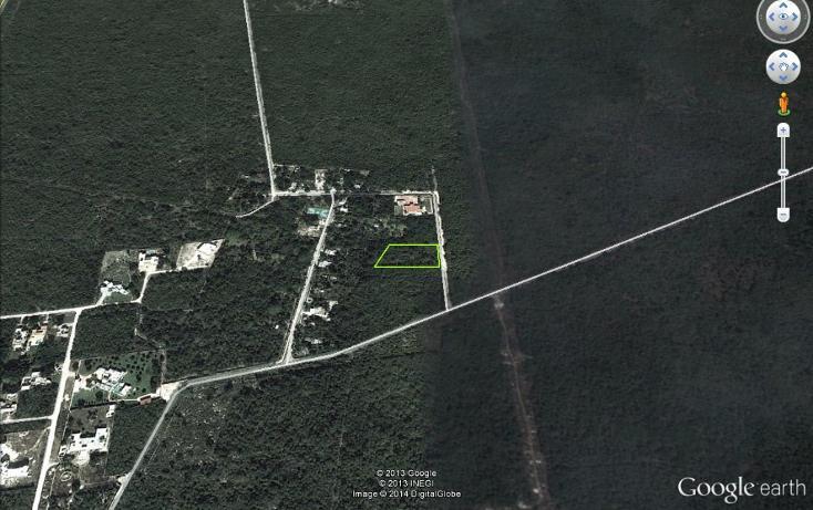 Foto de terreno habitacional en venta en  , xcunyá, mérida, yucatán, 1138759 No. 01