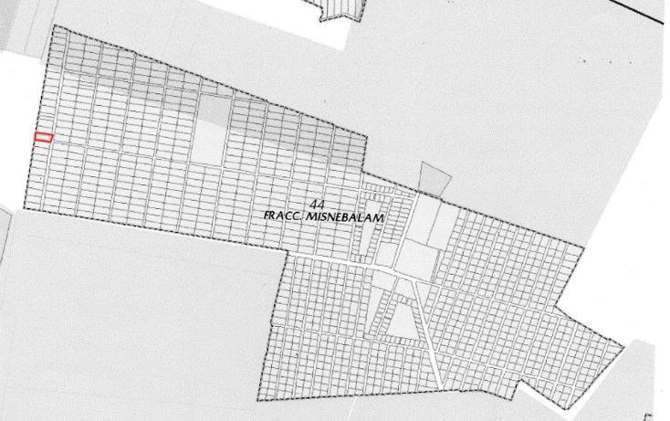 Foto de terreno habitacional en venta en  , xcunyá, mérida, yucatán, 1228799 No. 01