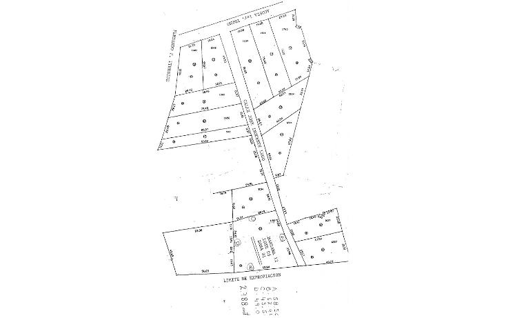 Foto de terreno habitacional en venta en  , héroes de 1910, tlalpan, distrito federal, 1962885 No. 04