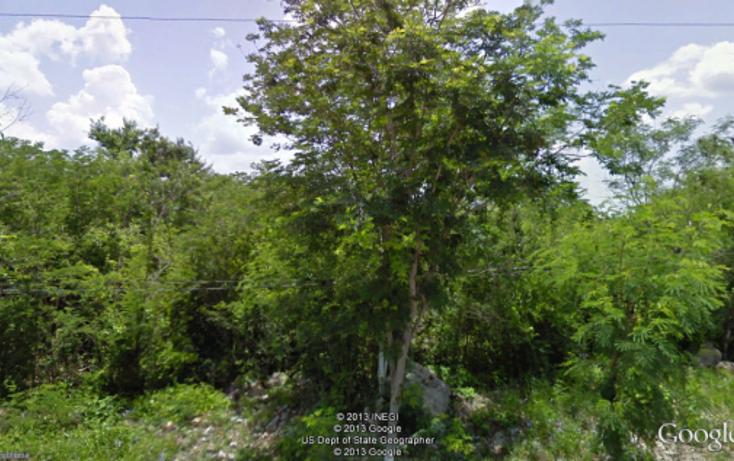 Foto de terreno habitacional en venta en  , xmatkuil, mérida, yucatán, 1113047 No. 01