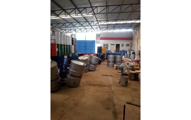 Foto de nave industrial en venta en  , xmatkuil, mérida, yucatán, 1284327 No. 04