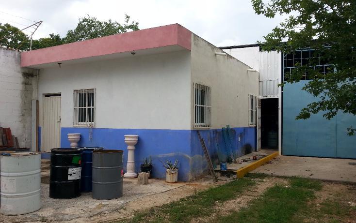 Foto de nave industrial en venta en  , xmatkuil, mérida, yucatán, 1284327 No. 10