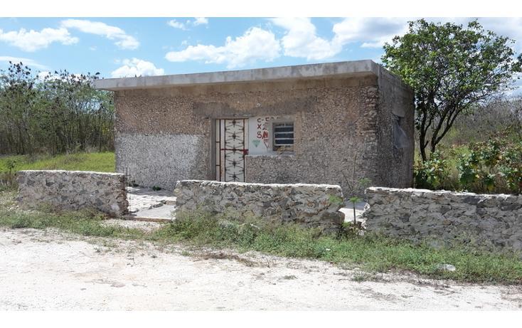 Foto de terreno habitacional en venta en  , xmatkuil, mérida, yucatán, 825025 No. 01