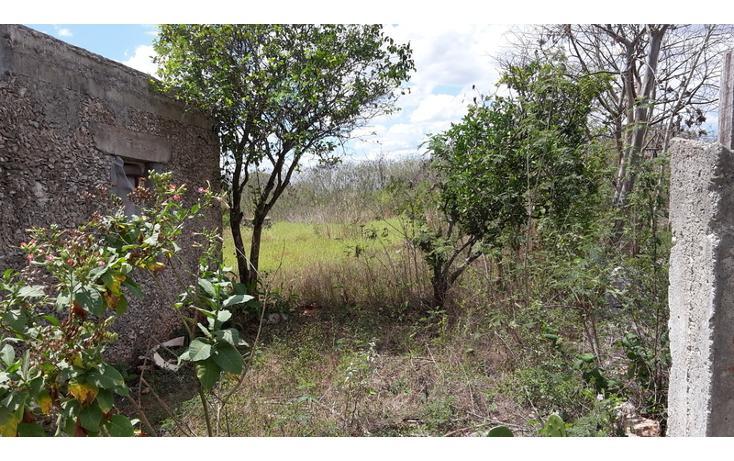 Foto de terreno habitacional en venta en  , xmatkuil, mérida, yucatán, 825025 No. 03