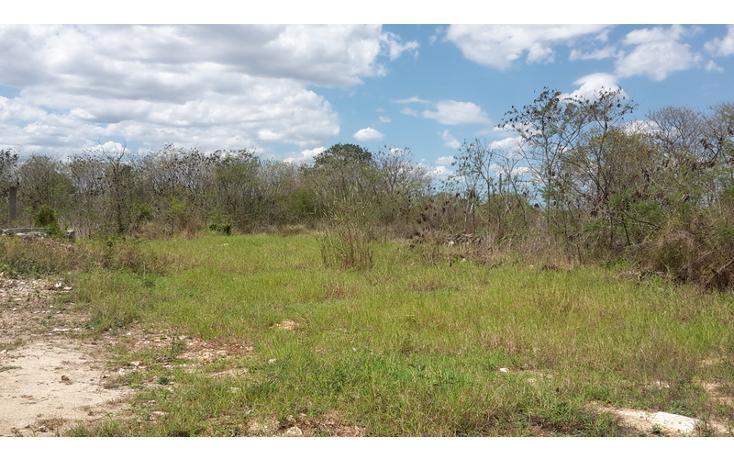 Foto de terreno habitacional en venta en  , xmatkuil, mérida, yucatán, 825025 No. 05