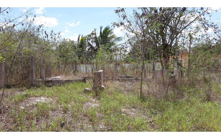 Foto de terreno habitacional en venta en  , xmatkuil, mérida, yucatán, 825025 No. 08