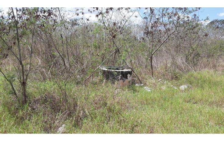 Foto de terreno habitacional en venta en  , xmatkuil, mérida, yucatán, 825025 No. 09