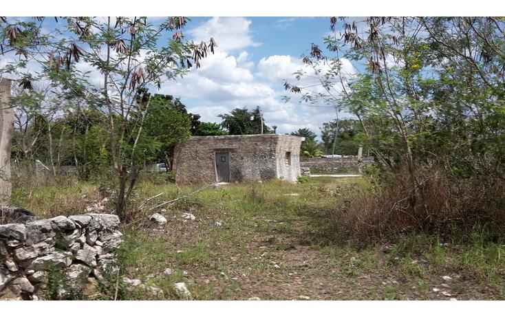 Foto de terreno habitacional en venta en  , xmatkuil, mérida, yucatán, 825025 No. 10