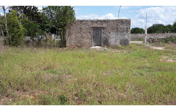 Foto de terreno habitacional en venta en  , xmatkuil, mérida, yucatán, 825025 No. 12