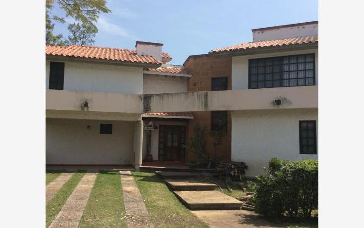 Foto de casa en venta en xochicalco 17, lomas de cocoyoc, atlatlahucan, morelos, 2700651 No. 02