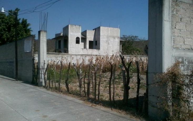 Foto de terreno habitacional en venta en  , xochicalco, miacatlán, morelos, 375076 No. 05
