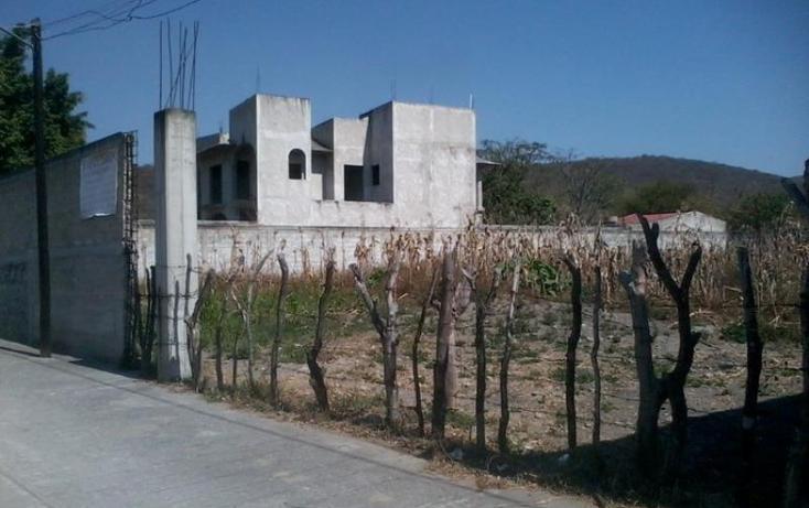 Foto de terreno habitacional en venta en  , xochicalco, miacatlán, morelos, 375076 No. 07