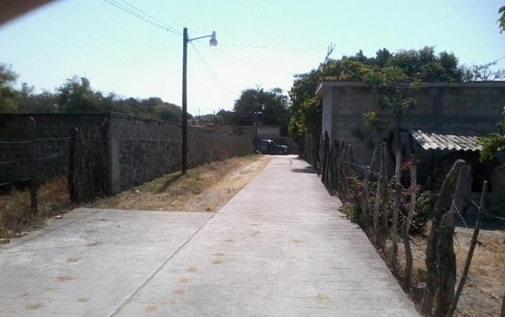 Foto de terreno habitacional en venta en  , xochicalco, miacatlán, morelos, 375076 No. 08