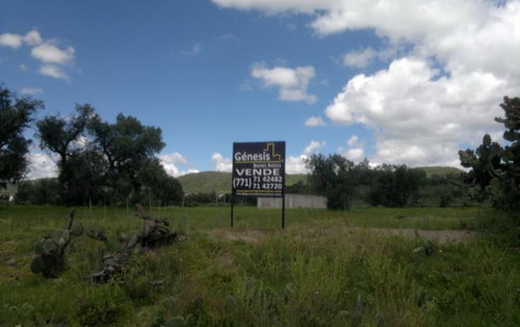 Foto de terreno habitacional en venta en  , xochihuacán, epazoyucan, hidalgo, 1049645 No. 01