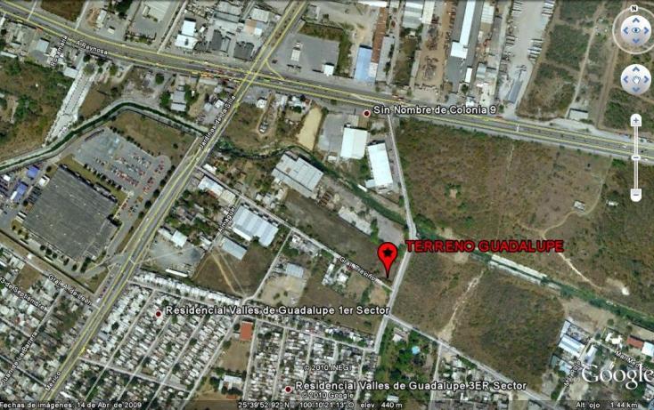 Foto de terreno comercial en venta en, xochimilco, guadalupe, nuevo león, 797653 no 01