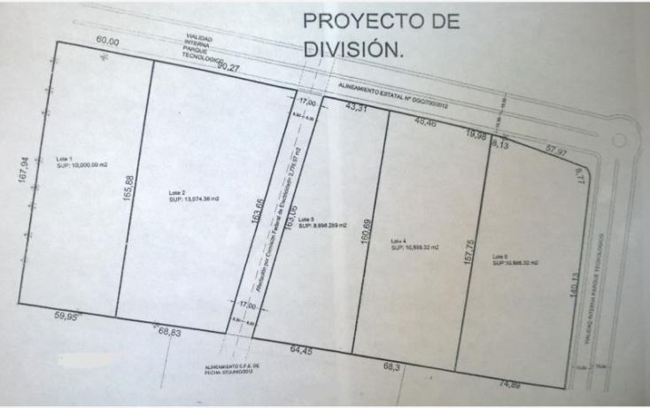 Foto de terreno industrial en venta en xochitepec, real del puente, xochitepec, morelos, 1151399 no 03