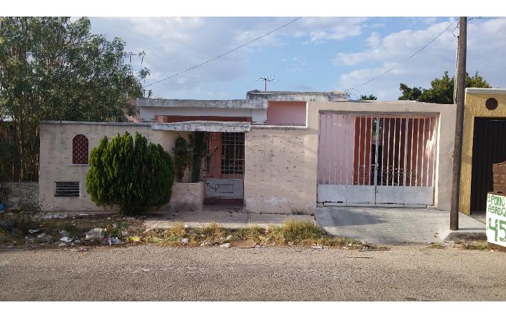 Foto de casa en venta en  , xoclan, mérida, yucatán, 1515124 No. 01