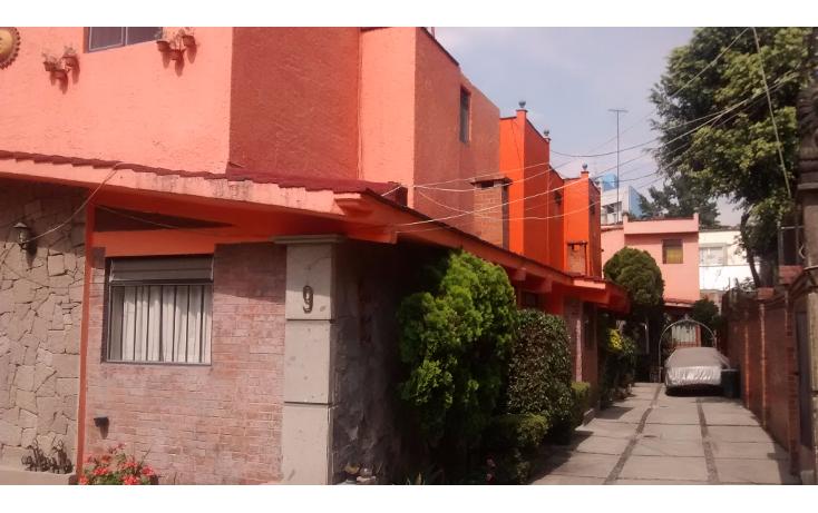 Foto de casa en renta en  , xoco, benito juárez, distrito federal, 1041505 No. 01