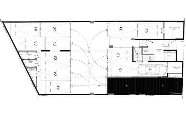 Foto de departamento en venta en  , xoco, benito juárez, distrito federal, 1525187 No. 10