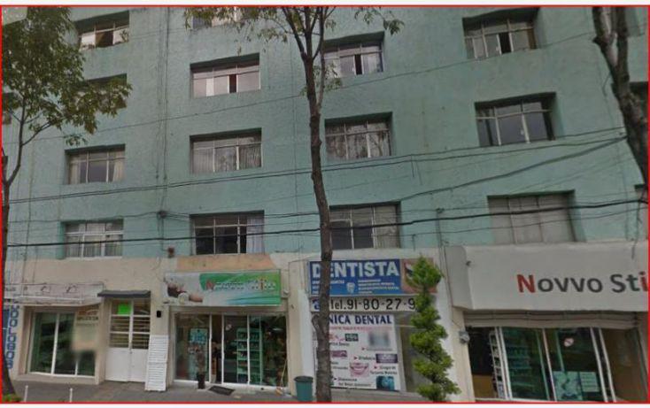 Foto de departamento en venta en xola 61, álamos, benito juárez, df, 2009942 no 01
