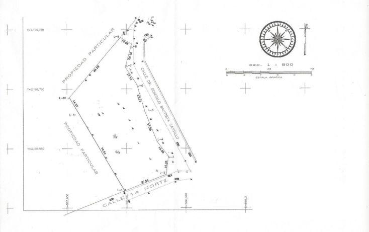 Foto de terreno comercial en venta en, xonaca, puebla, puebla, 1894618 no 03