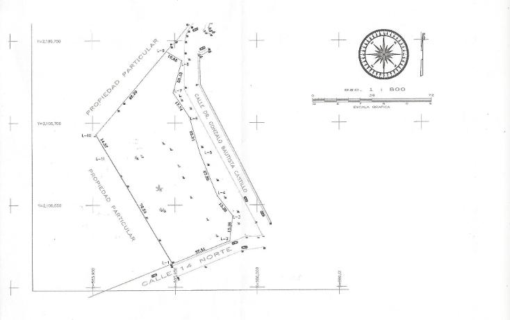 Foto de terreno comercial en venta en  , xonaca, puebla, puebla, 1894618 No. 03