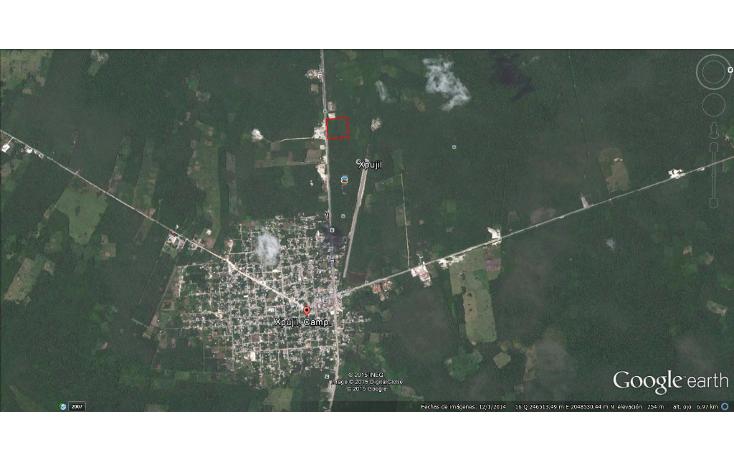 Foto de terreno comercial en venta en  , xpujil, calakmul, campeche, 1567816 No. 01