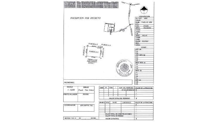 Foto de terreno habitacional en venta en  , xtohil, chankom, yucatán, 1459729 No. 05