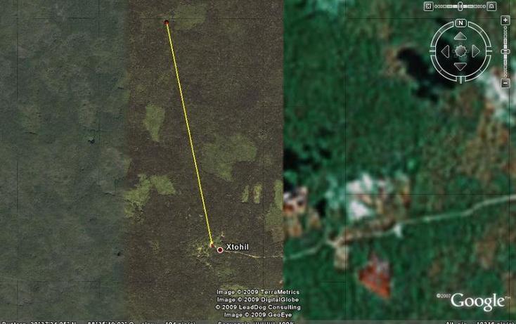 Foto de terreno habitacional en venta en  , xtohil, chankom, yucatán, 1459729 No. 08