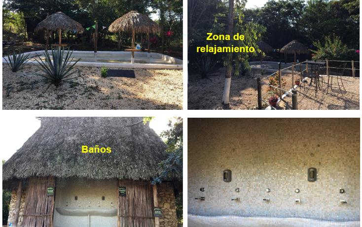 Foto de terreno habitacional en venta en, xtut, temozón, yucatán, 1626445 no 05