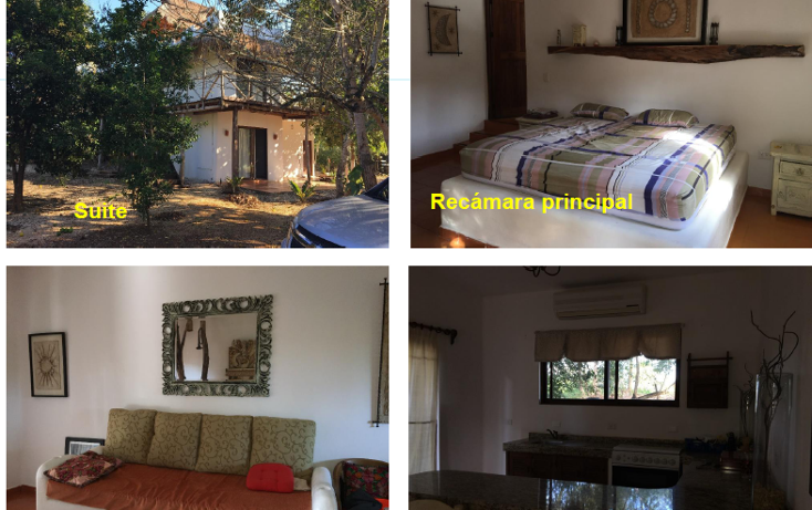 Foto de terreno habitacional en venta en  , xtut, temozón, yucatán, 1626445 No. 06