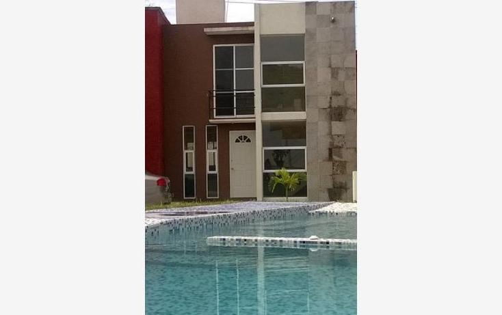 Foto de casa en venta en xxx 00, conjunto arboleda, emiliano zapata, morelos, 1379999 No. 01