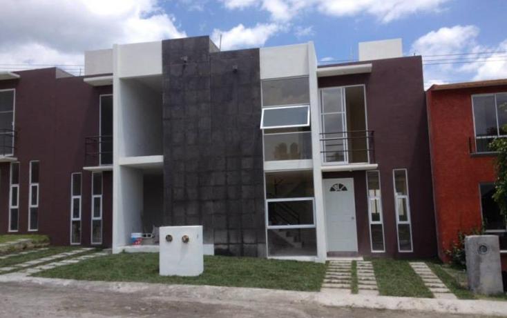 Foto de casa en venta en xxx 00, conjunto arboleda, emiliano zapata, morelos, 1379999 No. 02