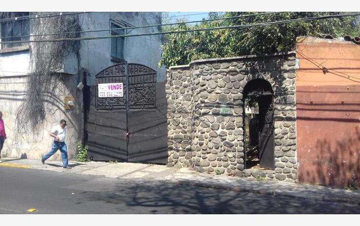 Foto de terreno comercial en venta en  xxx, cuernavaca centro, cuernavaca, morelos, 1810468 No. 01