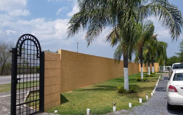Foto de rancho en venta en  xxx, el barranquito, cadereyta jiménez, nuevo león, 1763020 No. 14